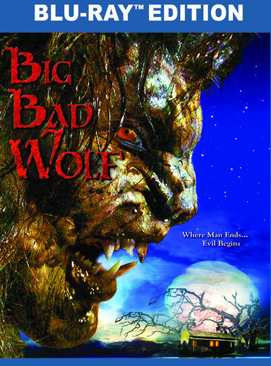 Big Bad Wolf [Blu-ray] 818522014159