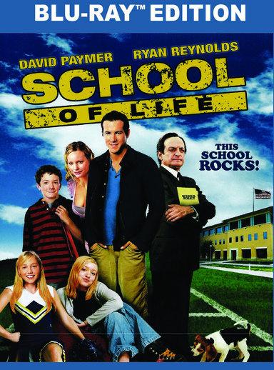 School of Life [Blu-ray] 818522014166