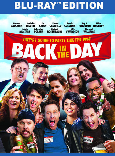 Back in the Day [Blu-ray] 818522014203