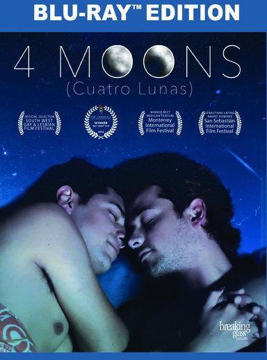 4 Moons [Blu-ray] 818522014340