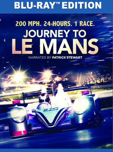 Journey to Le Mans(BD) 818522014371