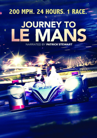 Journey to Le Mans 818522014388