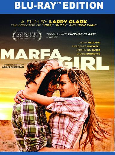 Marfa Girl(BD) 818522014456