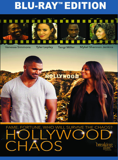 Hollywood Chaos(BD) 818522014500