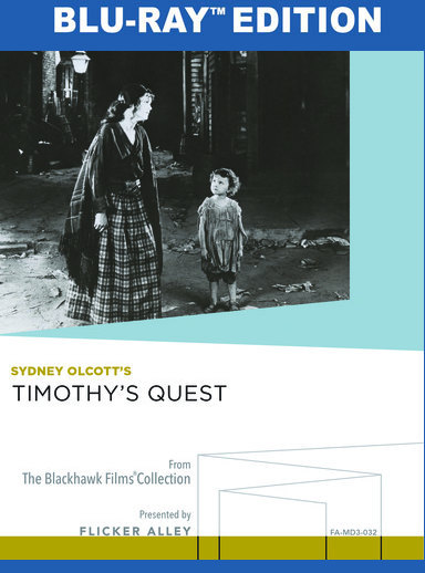 Timothy's Quest [Blu-ray] 818522014562