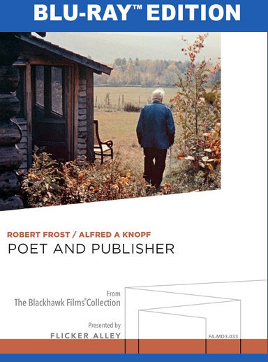 Poet and Publisher [Blu-ray] 818522014579
