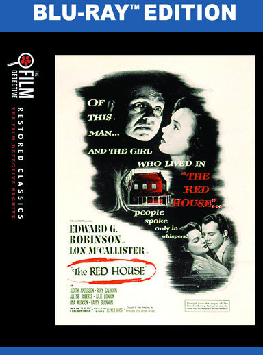 The Red House (The Film Detective Restored Version)  818522014630