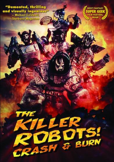 Killer Robots 818522014890