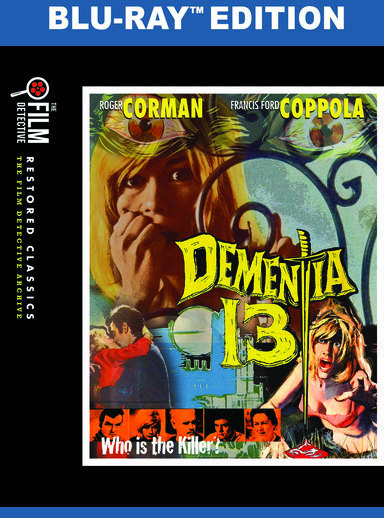 Dementia 13 (The Film Detective Restored Version)  818522015026