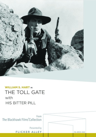 The Toll Gate with His Bitter Pill 818522015507