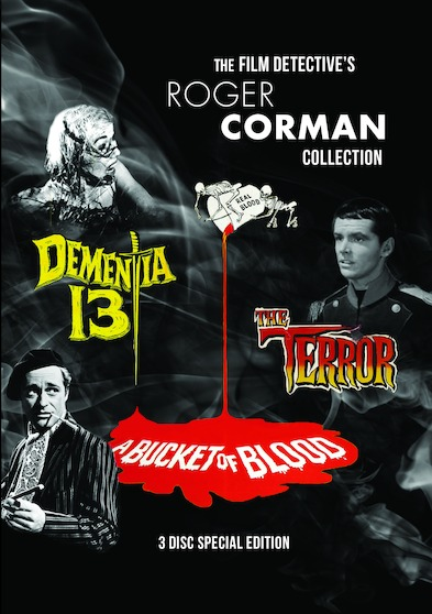 The Film Detective's Roger Corman Collection 818522015972