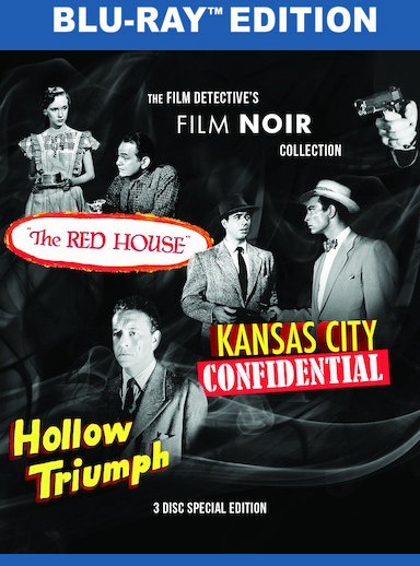 The Film Detective's Film Noir Collection 818522015989