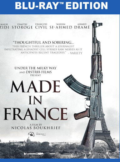 Made in France  [Blu-ray] 818522016177