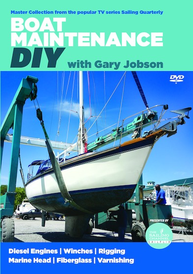 Sailing Quarterly: Boat Maintenance DYI  with Gary Jobson 818522016597