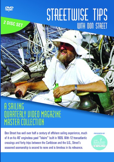 Sailing Quarterly: Streetwise Tips 1 & 2 818522016603