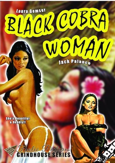 Black Cobra Woman 818522017334