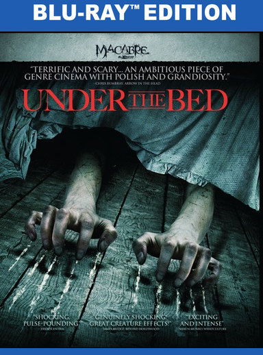 Under the Bed [Blu-ray] 818522019826