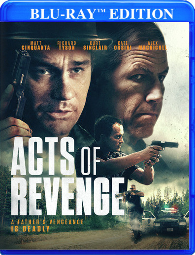 Acts Of Revenge [Blu-Ray]