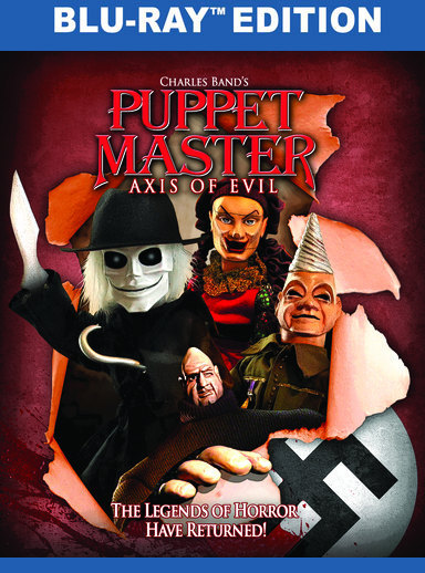 Puppetmaster: Axis Of Evil 852733001942