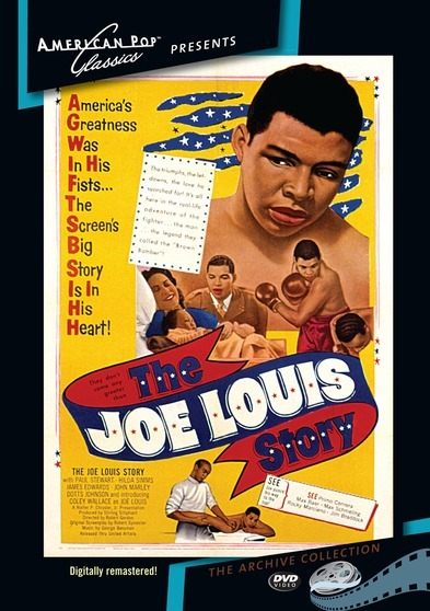 The Joe Louis Story 874757016092