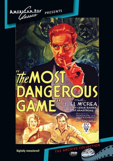 The Most Dangerous Game 874757019499