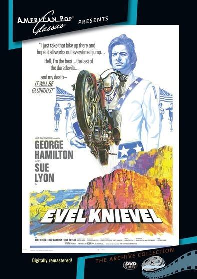 Evel Knievel 874757021195