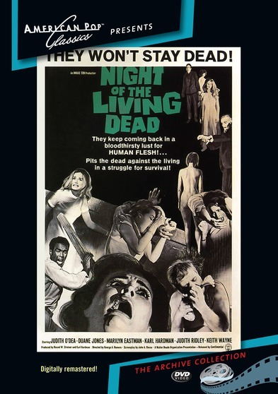 Night of the Living Dead 874757025599