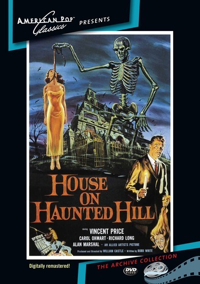 House on Haunted Hill 874757026596