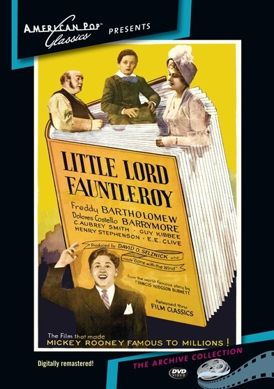 Little Lord Fauntleroy 874757027692