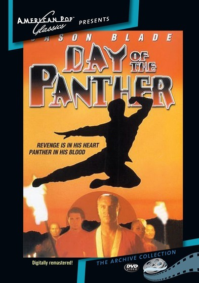 Day of the Panther 874757038094