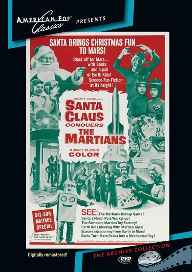 Santa Claus Conquers the Martians 874757055398