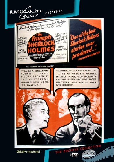 Sherlock Holmes: Triumph of Sherlock Holmes 874757058092