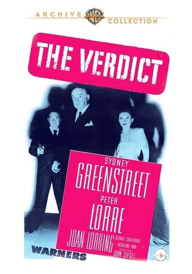 The Verdict  883316118955