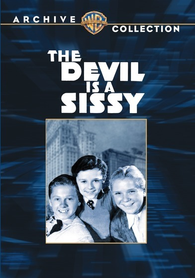 The Devil is a Sissy 883316127179