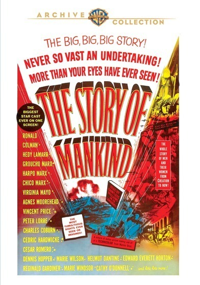 Story of Mankind 883316175569