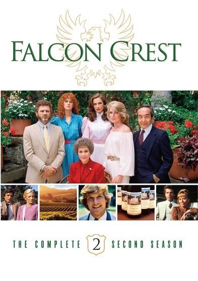Falcon Crest: The Complete Second Season 883316271346