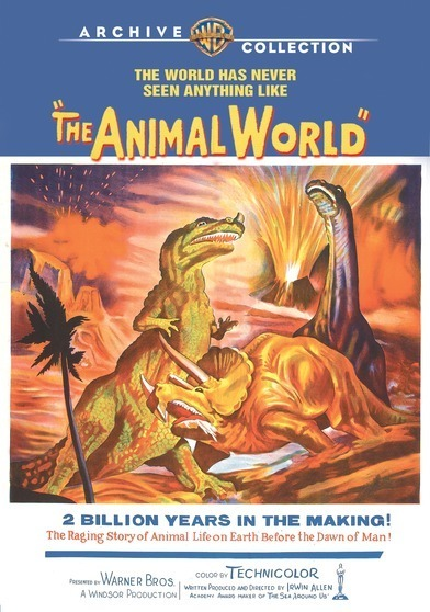 Animal World, The  883316276099