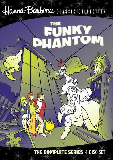 Funky Phantom: Complete Series 883316276303