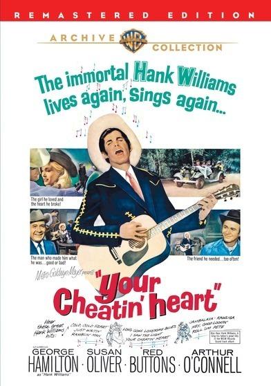 Your Cheatin' Heart 883316287811
