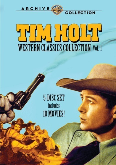 Tim Holt Western Classics Collection Vol. 1 883316311820