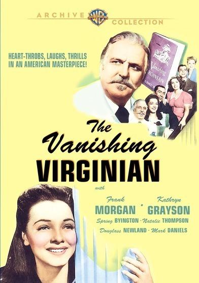 Vanishing Virginian, The 883316343371