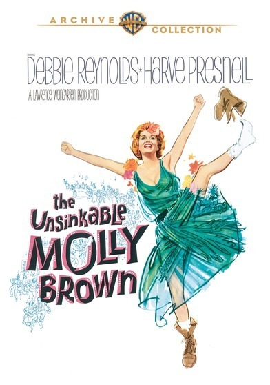 Unsinkable Molly Brown, The 883316346136