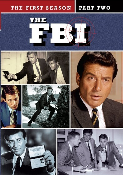 FBI, The: The First Season Part Two 883316346143