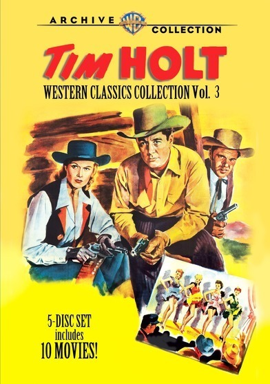 Tim Holt Western Classics Collection Vol.3 883316382530