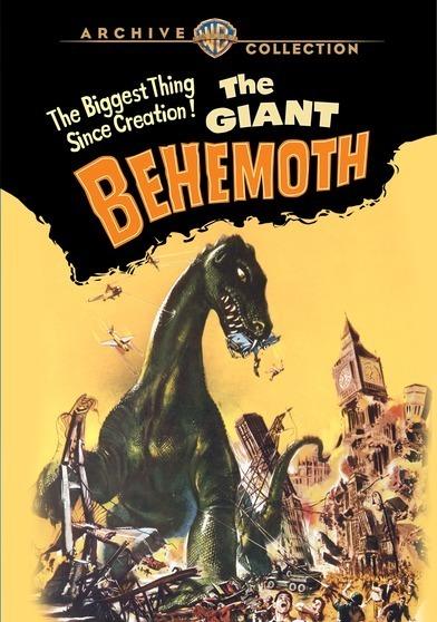 Giant Behemoth 883316398111