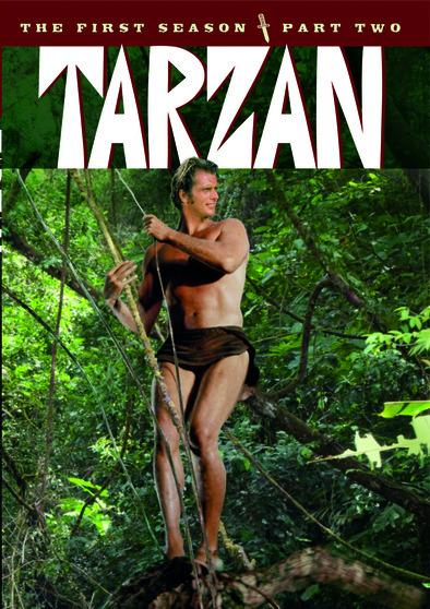 Tarzan - Season One: Part Two 883316455203