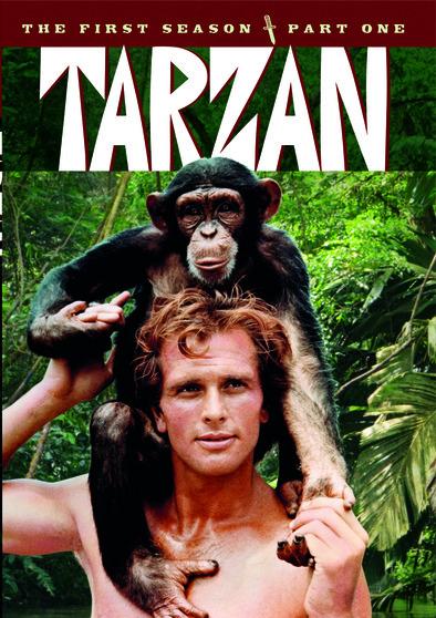 Tarzan - Season One: Part One 883316455210