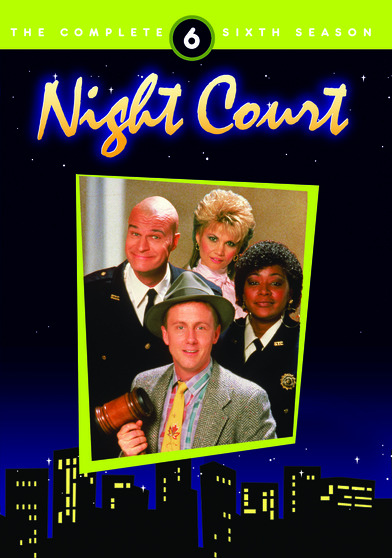 Night Court: The Complete Sixth Season 883316515006