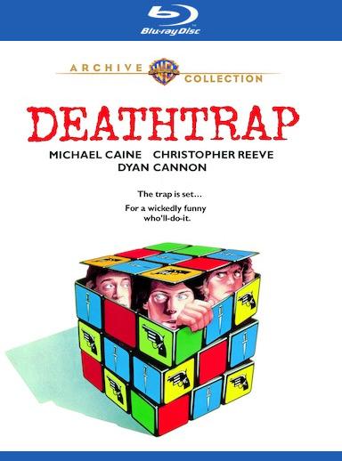 Deathtrap [Blu-ray] 883316610022