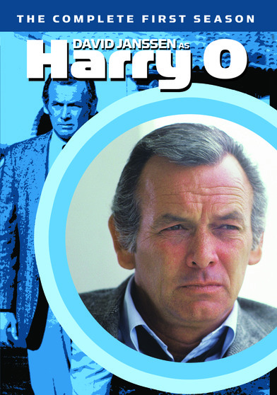 Harry O - The Complete First Season 883316610084